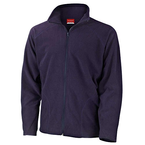 Result Mens Micron Winter Fleece Coat Jackets