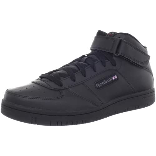 41RM0YMXY2L. SS500  - Reebok Men's Reebok Royal Reeamaze Black Midtop Sports Shoes