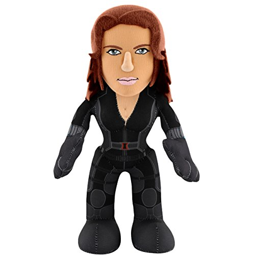 Captain America Civil War - Black Widow Plush - Marvel - 25cm 10""