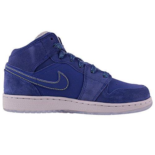 Nike Air Jordan Mid GG Royal Youths Trainers Royal
