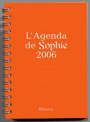 L'agenda de Sophie