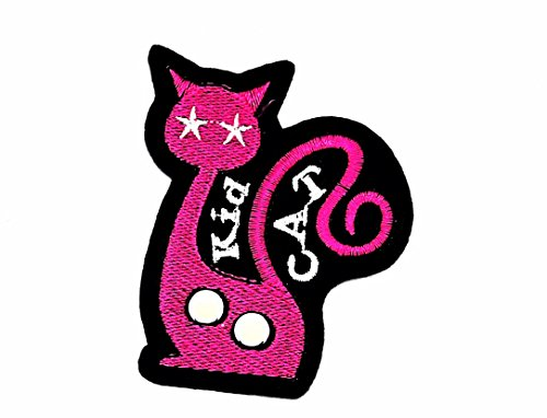 rabana Pink Kid Cat Kitty Kätzchen Baby Cartoon -