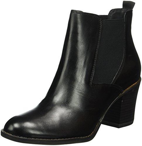 Tamaris 25065, Bottes Chelsea Femme Noir (Black 001)