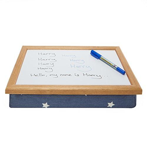 Knietablett mit Weißwandtafel, Schreibtisch für Kinder, in verschiedenen Ausführungen Dark Blue...