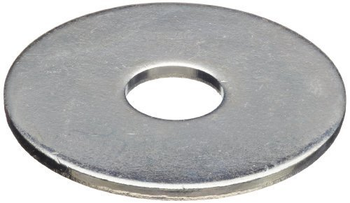 Rivet Washer (Stainless Steel Fender Washers 1/4 x 1 (25 pcs) by The Rivet Gallery)