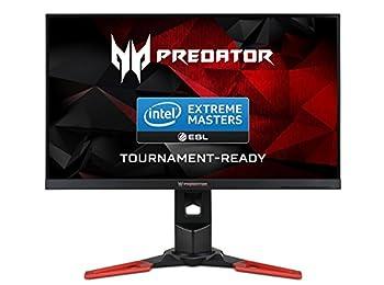 Acer Predator XB271HU 27 inch WQHD, ZeroFrame, G-Sync, 165Hz(OC), IPS Monitör