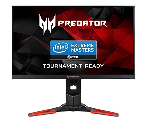 Acer Predator XB271HU Monitor Gaming, 27' IPS,...