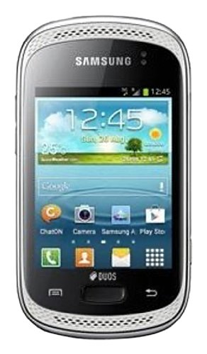 Samsung Galaxy Music Duos S6012 (Ceramic White)