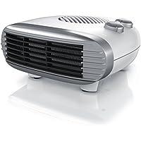 Brandson - Heizlüfter | Fan/Heater | 3 Leistungsstufen | Einstellbares Thermostat | Betriebsanzeige | 2000W | Geräuscharm und energieeffizient | Überhitzungsschutz | automatische Abschaltung