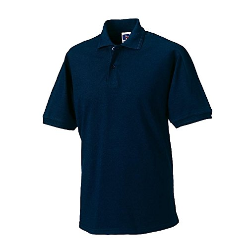 Russell - robustes Pique-Poloshirt - bis Gr. 6XL / French Navy, XL XL,French Navy