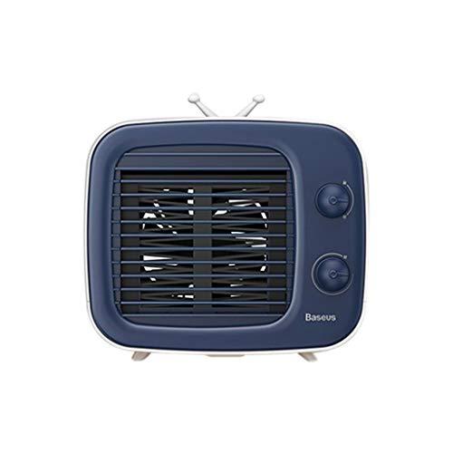 Javpoo Mini Aire Acondicionado portátil Ventilador