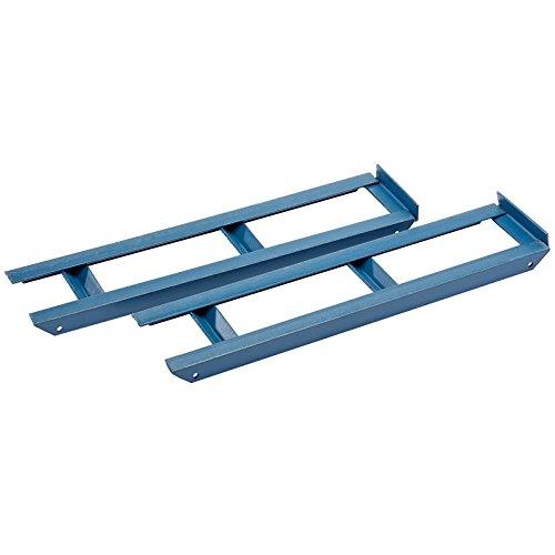 Draper Paire d'extensions pour Les rampes de Voiture 23216 et 23302 23306, Blue