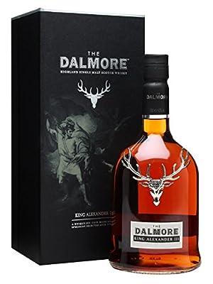 Dalmore King Alexander III Single Malt Scotch Whisky 70cl Bottle