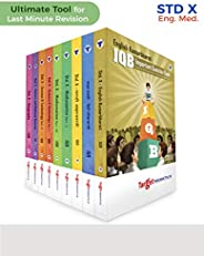Std 10 Important Question Bank Entire Set (IQB) Books | English Medium | Most Likely Questions with Solutions
