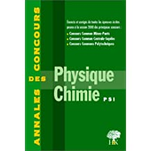 Physique et Chimie PSI. Session 2000