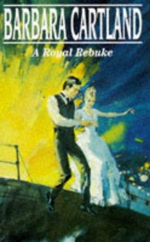 book cover of A Royal Rebuke