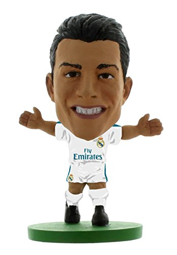 c36a3970e Soccerstarz – soc126 – Real Madrid Cristiano Ronaldo – Kit de casa (2018  versión)