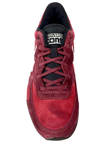 SCARPE CONVERSE AUCKLAND RACER OX CODICE 155147C red/truffle/black