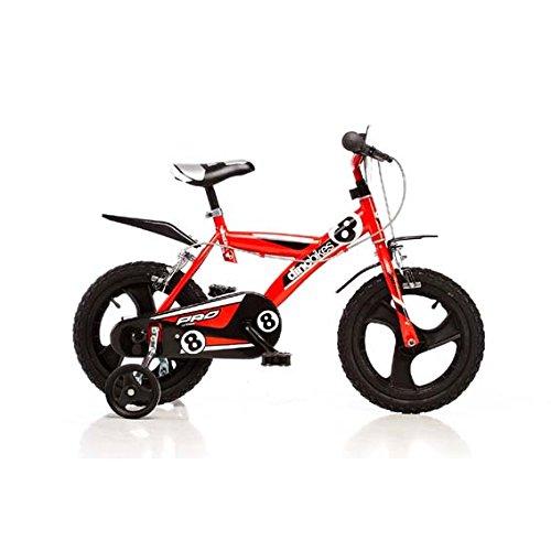 Dino Bikes 163GLN-Bicicleta para niño 16de 6a 8años