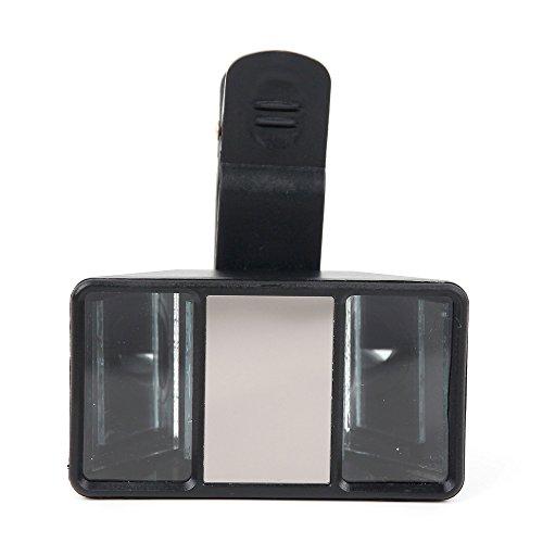 DURAGADGET 3D Stereo-Linse Objektiv Kamera-Linse Stereoscopic für Ihre Videos Aufnahmen in 3D. Für Vernee Apollo | Mars und Vodafone Smart Ultra 6 Smartphone