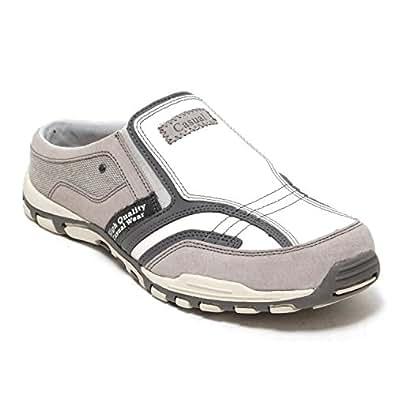 herren leder sabots gr 41 clogs sandalen slipper. Black Bedroom Furniture Sets. Home Design Ideas