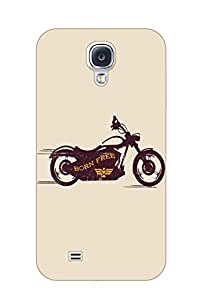 Happoz Samsung Galaxy S4 Cases Back Cover Mobile Pouches Shell Hard Plastic Graphic Armour Premium Printed Designer Cartoon Girl 3D Funky Fancy Slim Graffiti Imported Cute Colurful Stylish Boys D355