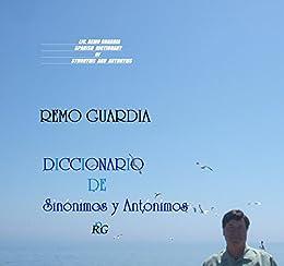 Descargar DICCIONARIO DE SINÓNIMOS Y ANTÓNIMOS: DICCIONARIO- DICTIONARY PDF Gratis