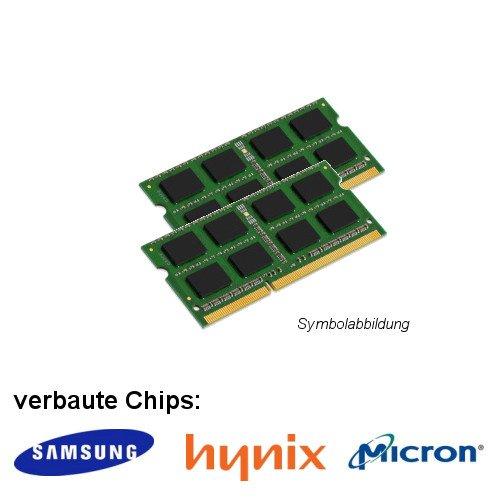 4GB Kit (2x2GB) DDR2 RAM 533MHz (PC2 4200) für IBM/Lenovo ThinkPad T60p (8745-xxx) - Samsung Pc2 4200