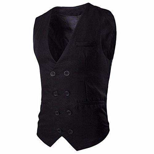 qiyunz-uomo-solida-struttura-di-colore-vestito-della-maglia-di-gilet