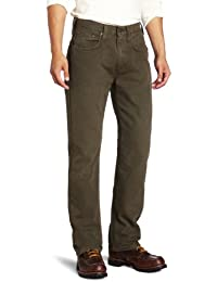 Carhartt – Pantaloni da donna in Weathered Duck 5 Pocket Relaxed fit 83d6ea460716