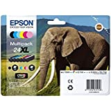 Epson - C13T24384011 - Claria Photo HD - Cartouche d'Encre d'Origine - Multipack