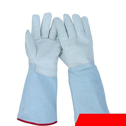 40CM Schutzhandschuhe Niedertemperatur Frostschutz tragen Trockeneis -