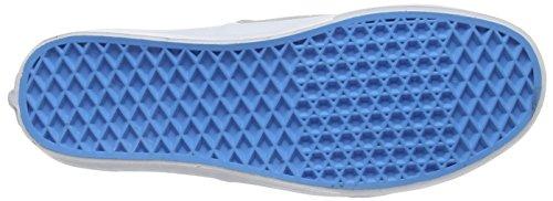 Vans Authentic Scarpe da Ginnastica Basse Unisex Adulto Grigio (Deck Club/High-Rise)
