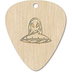 Azeeda 7 x 'OVNI' Guitarra Púa (GP00010736)
