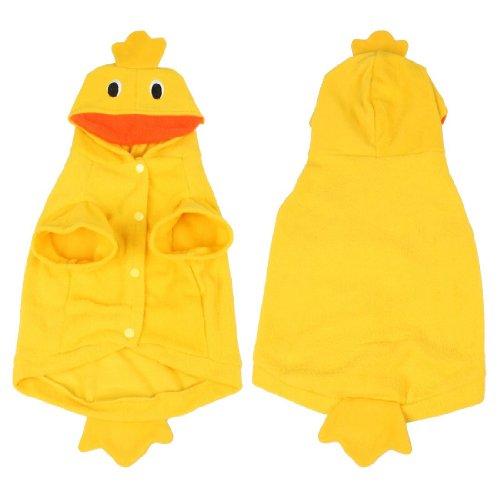 Imagen de sodial r ropa de perro de diseno del pato de navidad fiesta de disfraz atuendos de mascota xl
