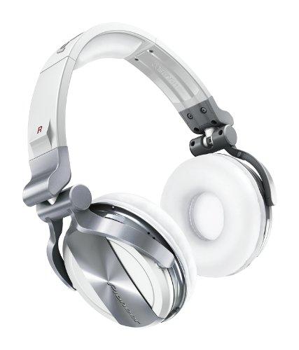Pioneer HDJ-1500 W Weiss - HDJ1500W Auriculares DJ Blanco