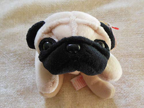 6516e059abd Ty beanie babies - pugsly the pug dog the best Amazon price in ...