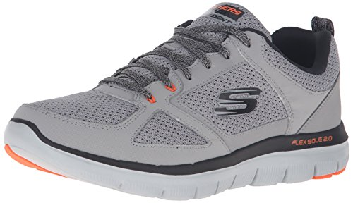skechers-mens-flex-advantage-20-multisport-outdoor-shoes-grey-lgor-13-uk-48-1-2-eu