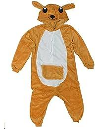 UDreamTime Los niños Homewear Sleepsuit Animal pijamas de Halloween cosplay