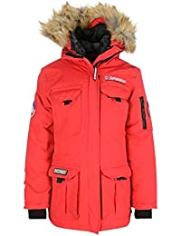 Geographical Norway-cazadoras-parka beileys boy