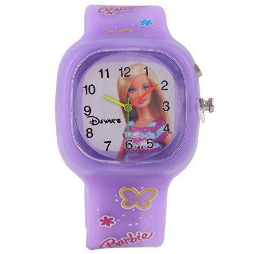Devars N88-PL-BARBIE-4 Fashion Analog Watch For Girls