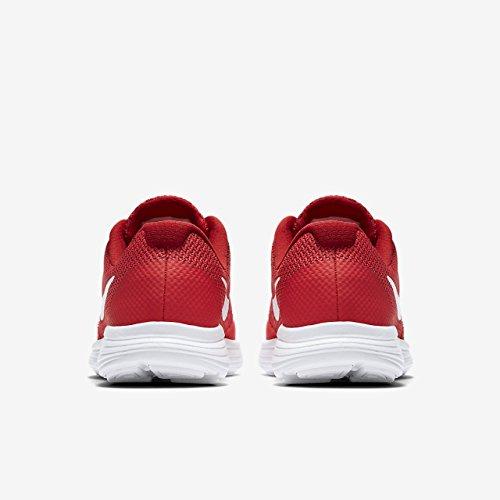Nike Revolution 3 (Gs) Scarpe da ginnastica, Bambini e ragazzi Rosso (Rot)