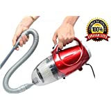 ShopHere Multi-Functional Portable Vacuum Cleaner for Home, Office Garage Sucking Dual Purpose (JK-8), (220-240 V, 50 HZ, 1000 W)