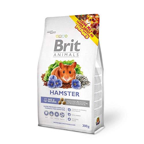 Allco Brit Animals Hamster Complete | 300g Hamsterfutter