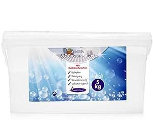 Aqua Clean Pur WC Power Poudre 5kg Dissout le calcaire
