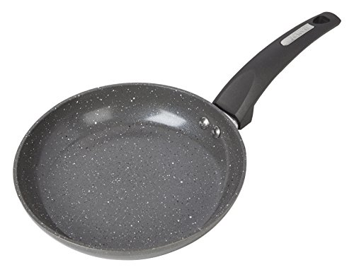 Tower Cerastone T81222 Forged Frying Pan with Non-Stick Inner Coating, 20 cm, Graphite