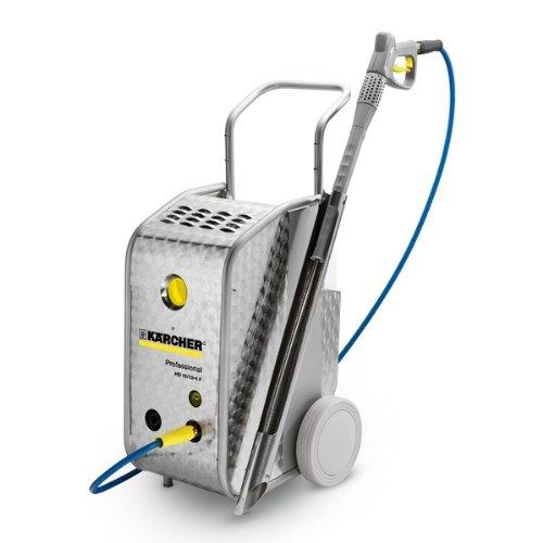 Kärcher Hochdruckreiniger HD 10/15–4Cage Food Hi-Druck oder Hochdruckreiniger–Hochdruckreiniger 145Bar, 20bar, 175bar, 6400W, 68kg, 650mm