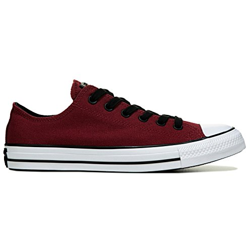 Converse Allstar  AS OX CAN,  Casual Unisex - Erwachsene Back Alley Brick/White/Black