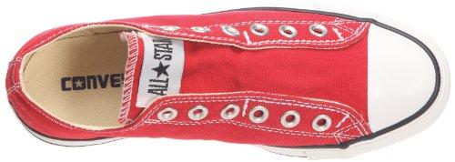Converse Ctas Boi Deslizamento Unisex Adulto Sobre Vermelho Sneaker tomate qF16w5Fx7