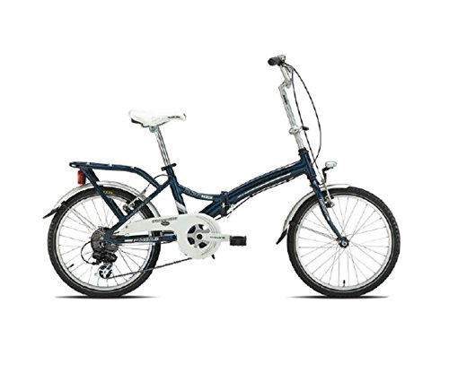 TOR PADO BICICLETA PLEGABLE FOLDING 20 ALUMINIO 6 V AZUL (PLEGABLE)/BICYCLE FOLDABLE FOLDING 20 ALUMINIO 6 V BLUE (FOLDING)